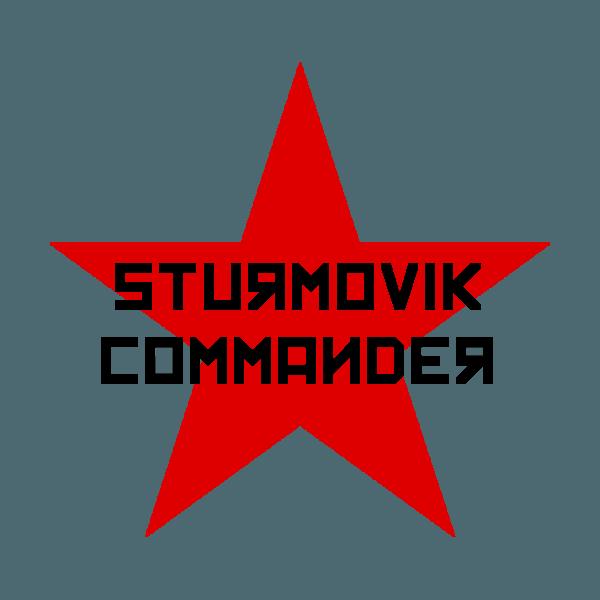 Sturmovik-Commander-logo